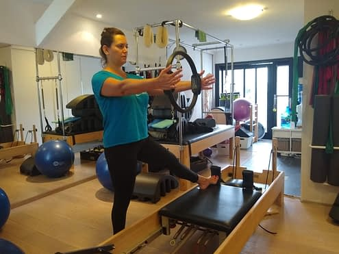 Reformer Exercices