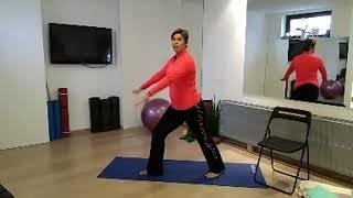yoga en statique