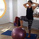 Pilates avec le Swiss Ball